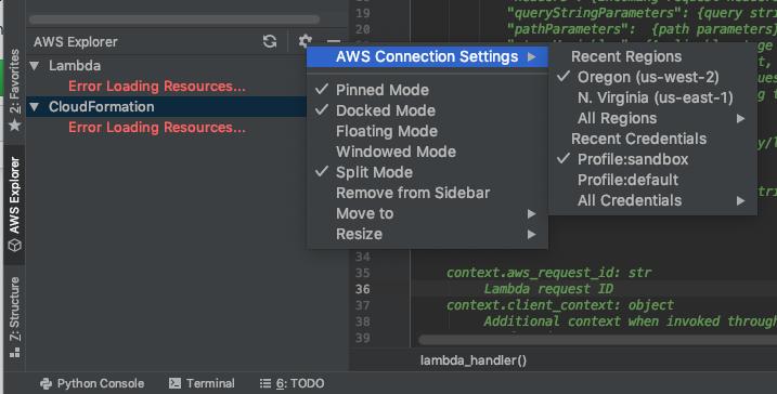 Aws Cloudformation Lambda Python
