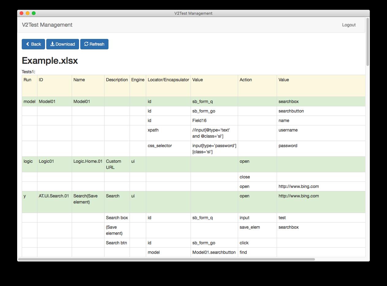 V2test 自动化测试框架