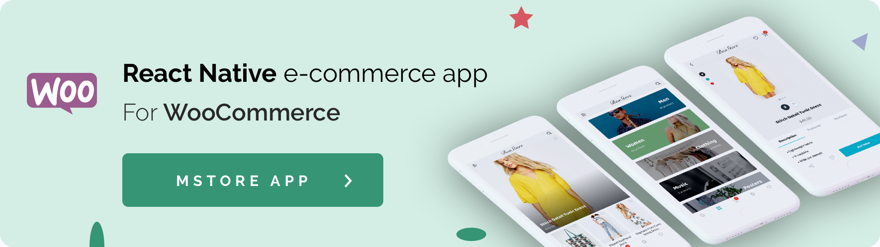 MStore Multi Vendor - Complete React Native template for WooCommerce - 25