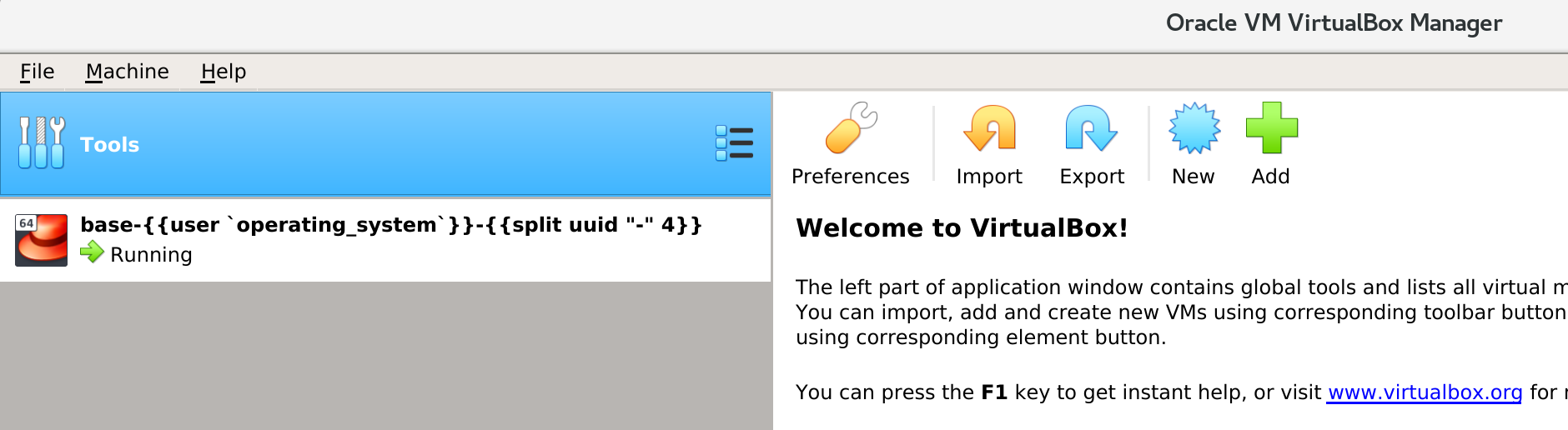 VirtualBox variable interpolation · Issue #7717 · hashicorp