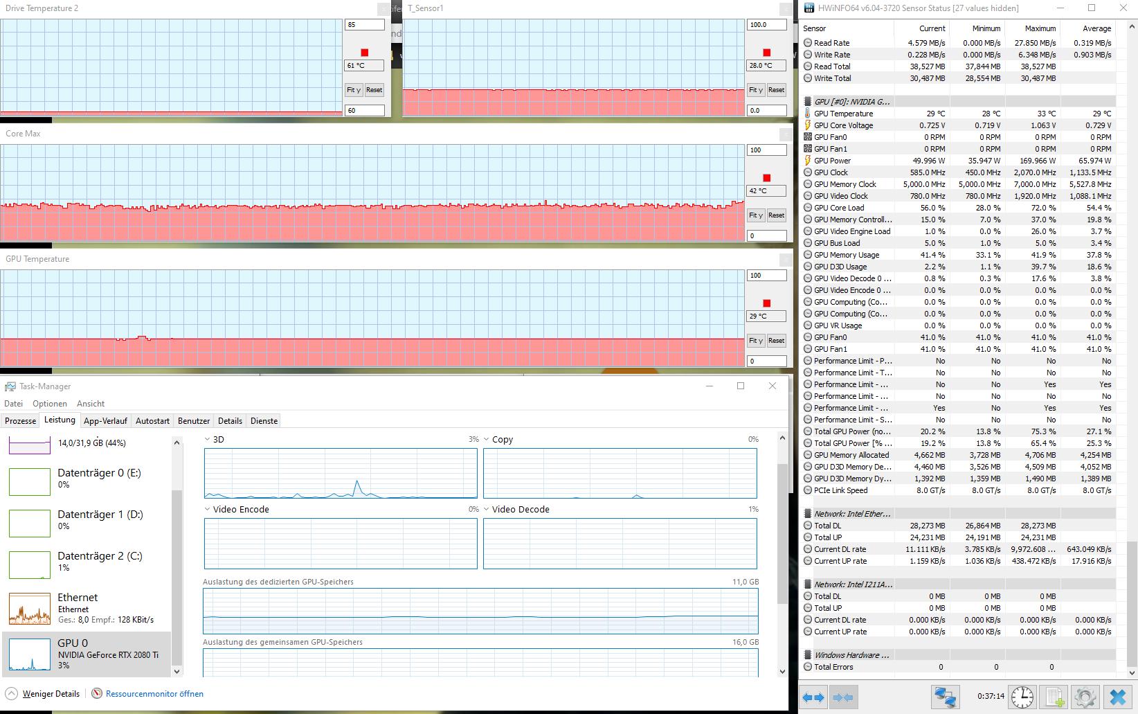GPU drops to powersave/desktop clocks on Boss week · Issue