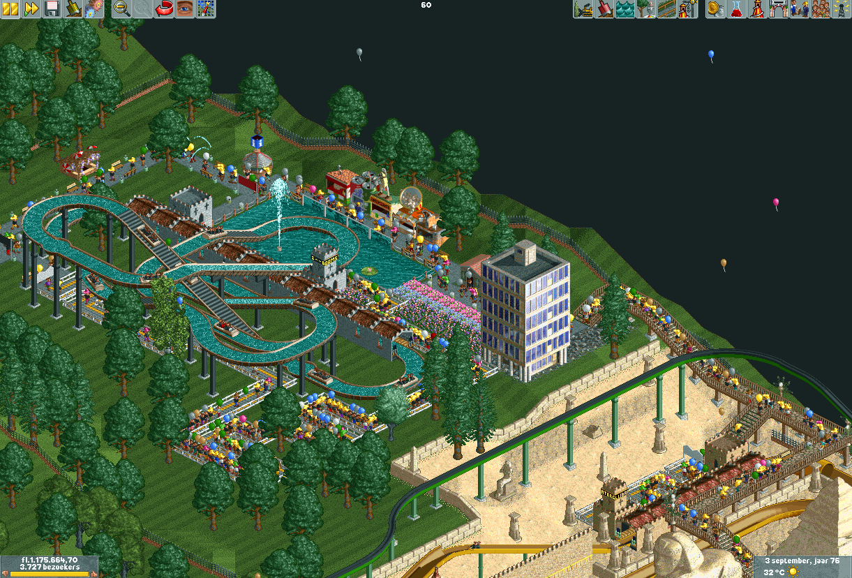 Rebuilding toilets and food-attractions doesn´t work in sv4