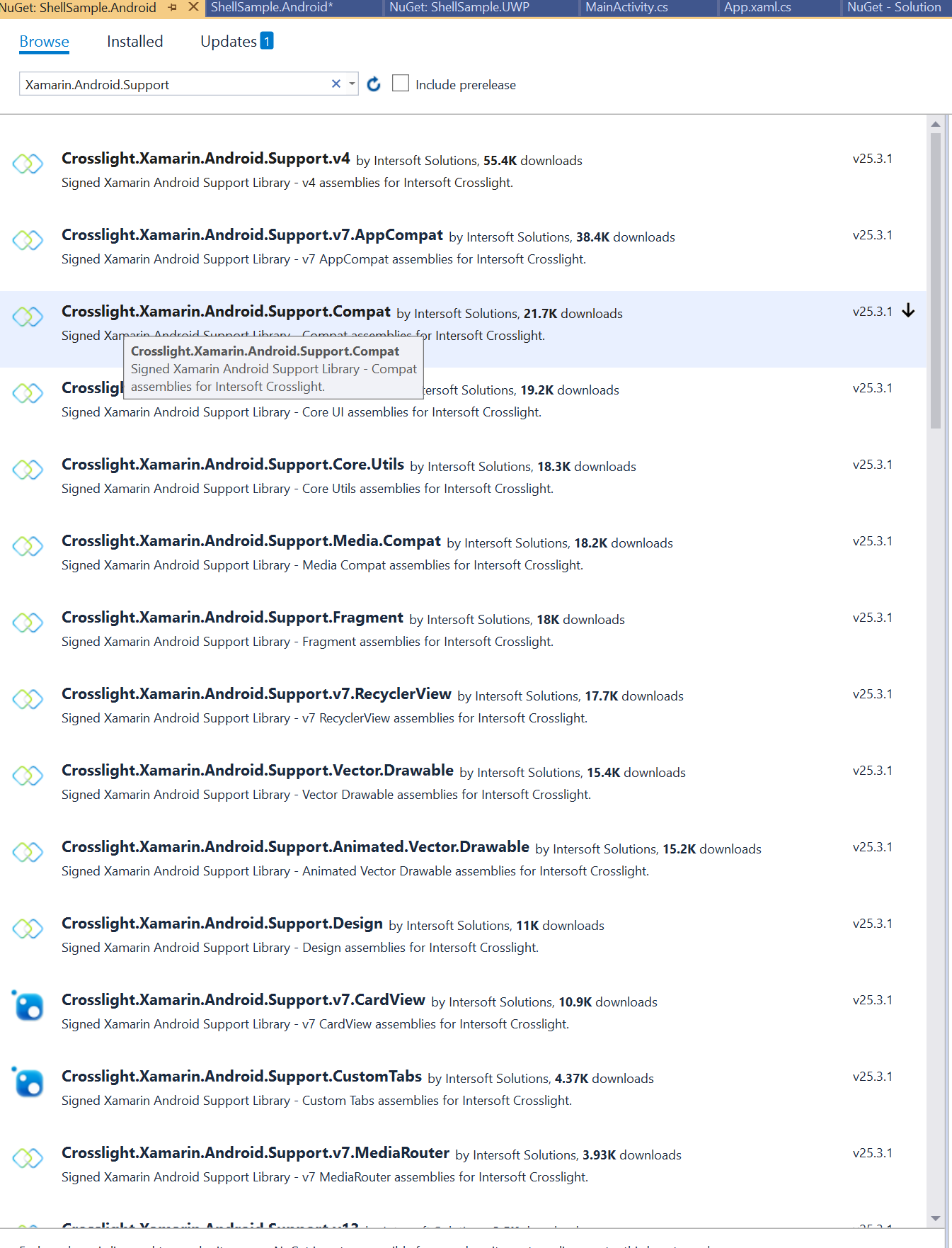 Improve search on NuGet org · Issue #4124 · NuGet/NuGetGallery · GitHub