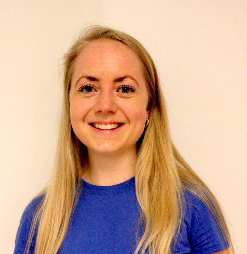 Sara Duesund - Juniortræner