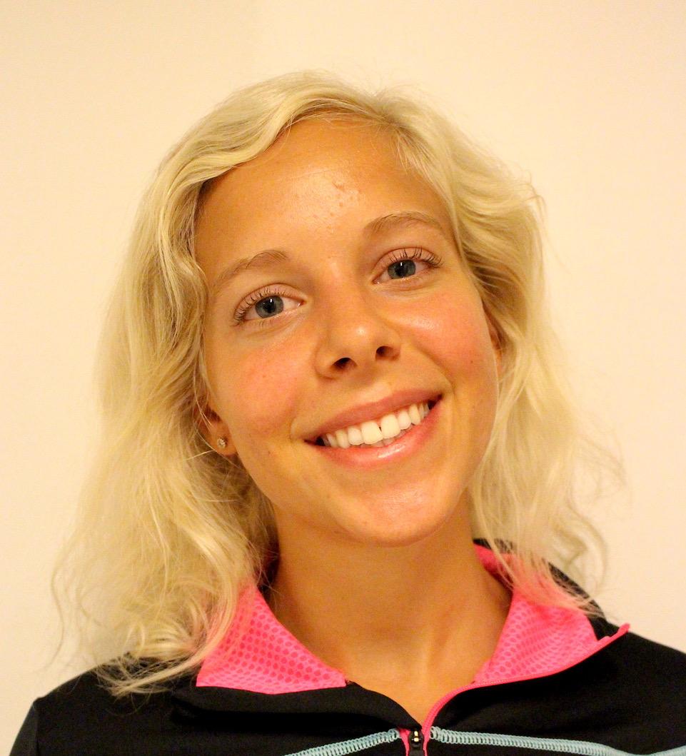 Olivia Lund - Juniortræner