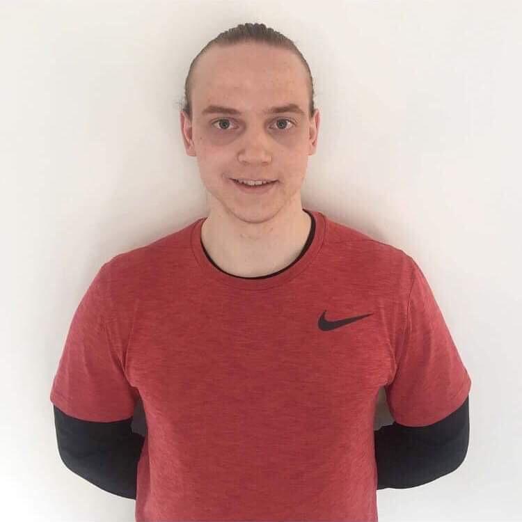 Daniel Nyland Bach - Personlig træner