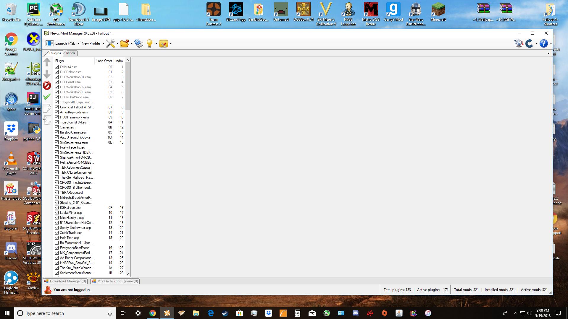 nexus mod manager won't log in | o32n softwarespirit com