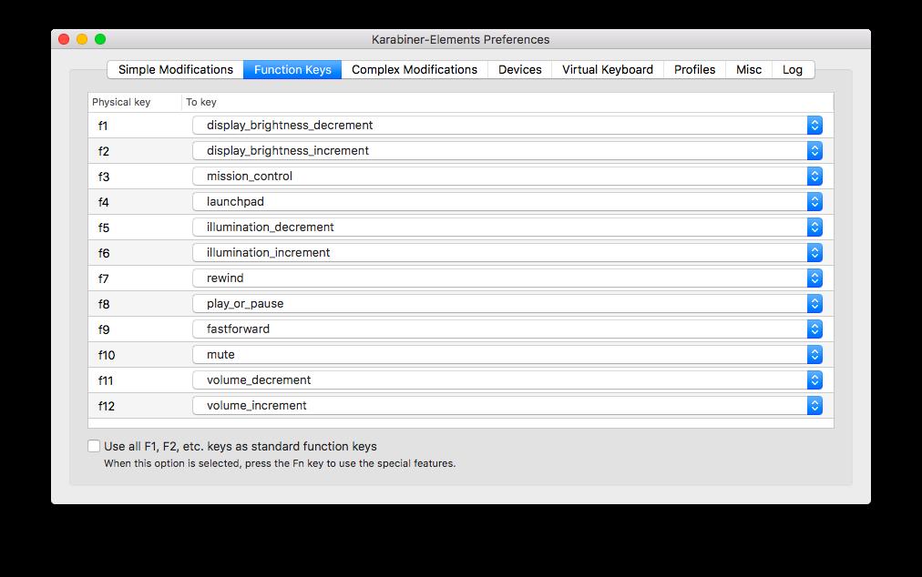 Volume keys not working on Logitech K380 · Issue #883