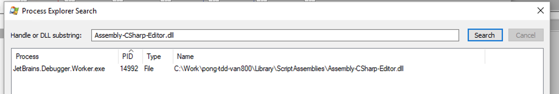Copying assembly from 'Temp/Assembly-CSharp dll' to 'Library