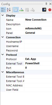 Cannot integrate any external app · Issue #649 · mRemoteNG