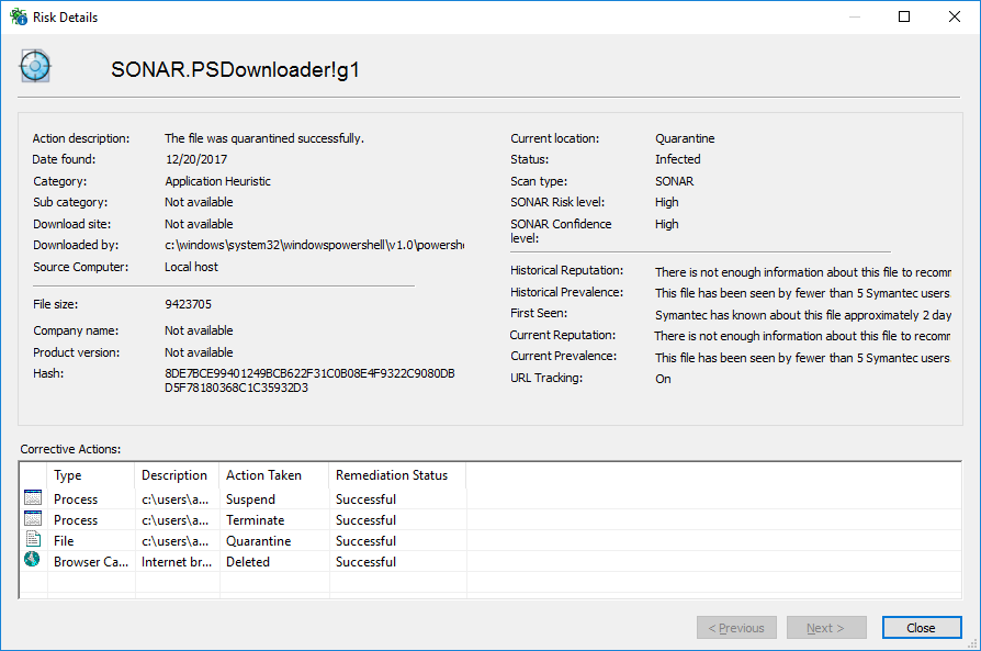 Virus detected? · Issue #44 · vim/vim-win32-installer · GitHub