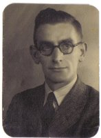 My grandfather, Herbert Hunter. Sadly passed away before I could meet him.