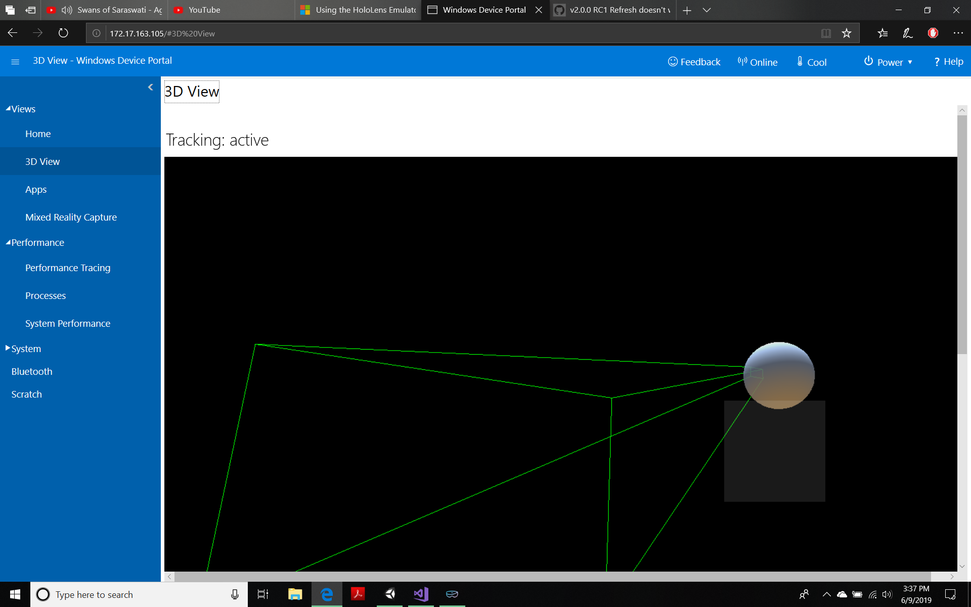 v2 0 0 RC1 Refresh doesn't work with HoloLens 1 and loads of other