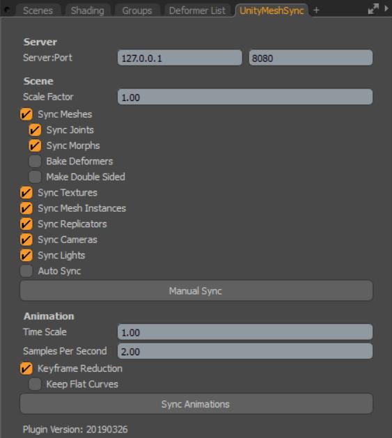 GitHub - unity3d-jp/MeshSync: live link plugin for Unity