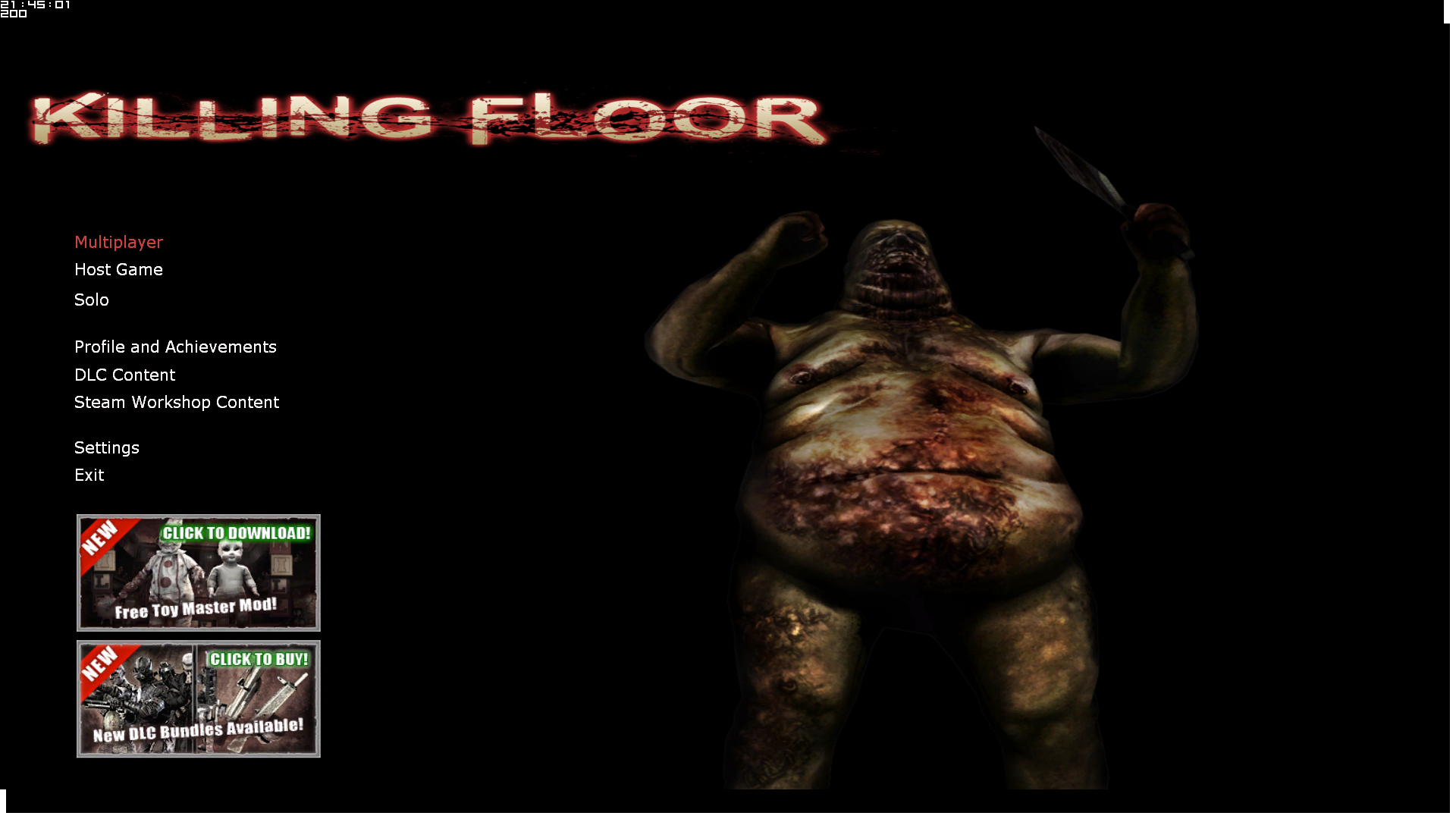 killing floor steam workshop not downloading