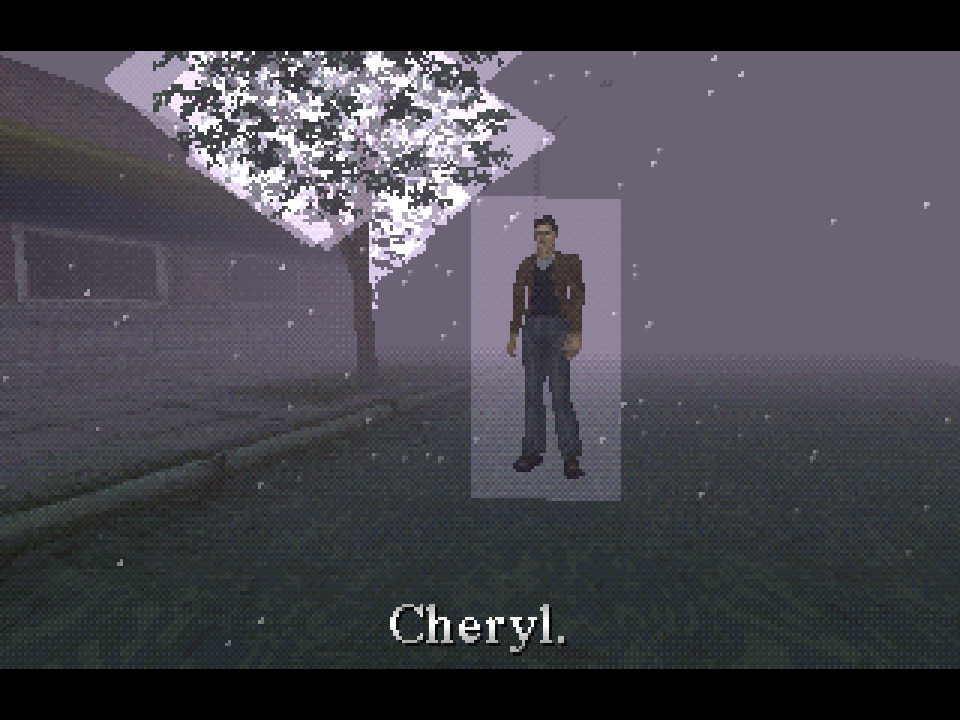 Silent Hill White Squares with OpenGL · Issue #306