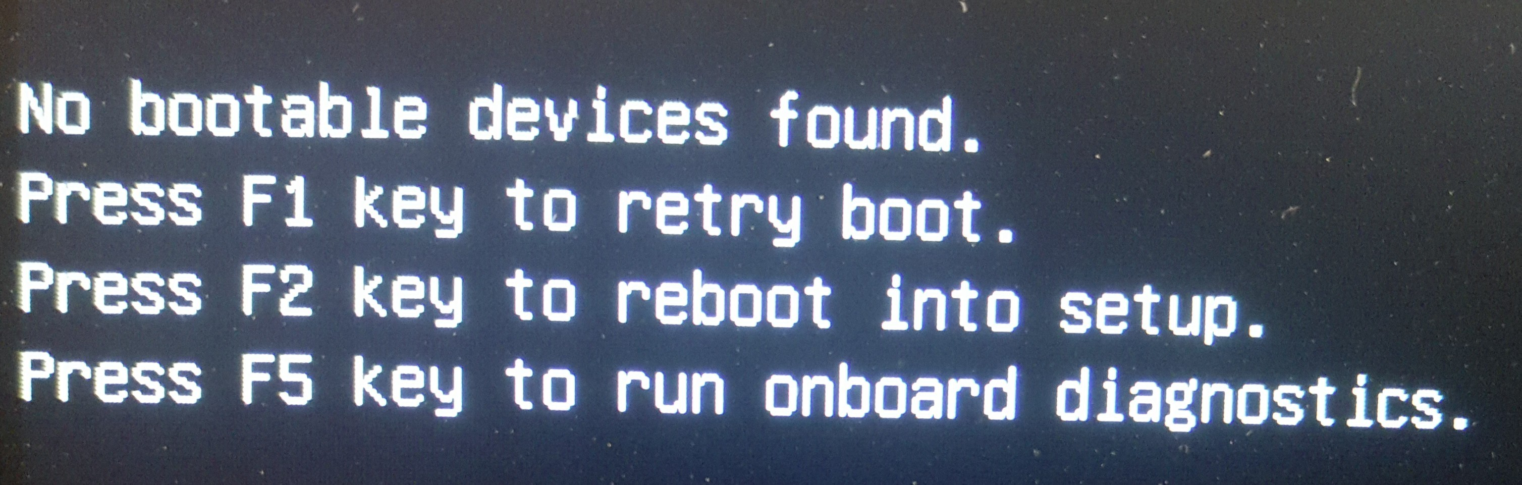 Fail to reboot into Ubuntu after successful update · Issue