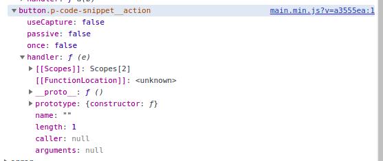 Screenshot_noJS-forCopyButton-codeOnOtherPage