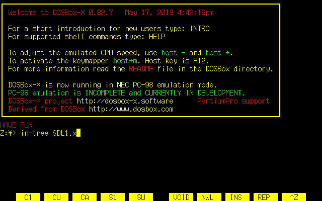 Screenshot with SDL1 doesn't reflect original colors · Issue #727