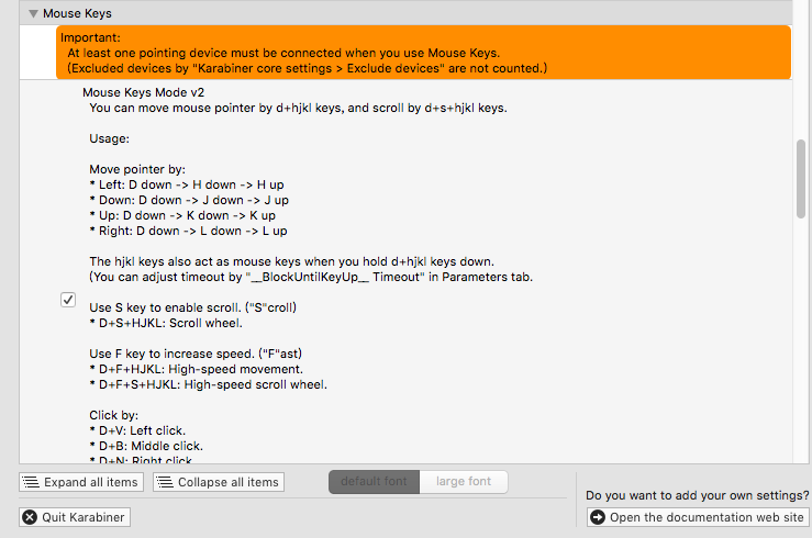 5abfe7a6a0f Mouse Key · Issue #981 · tekezo/Karabiner-Elements · GitHub