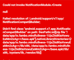 react-native-system-notification - Bountysource