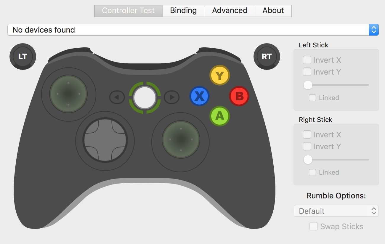 No devices found · Issue #638 · 360Controller/360Controller