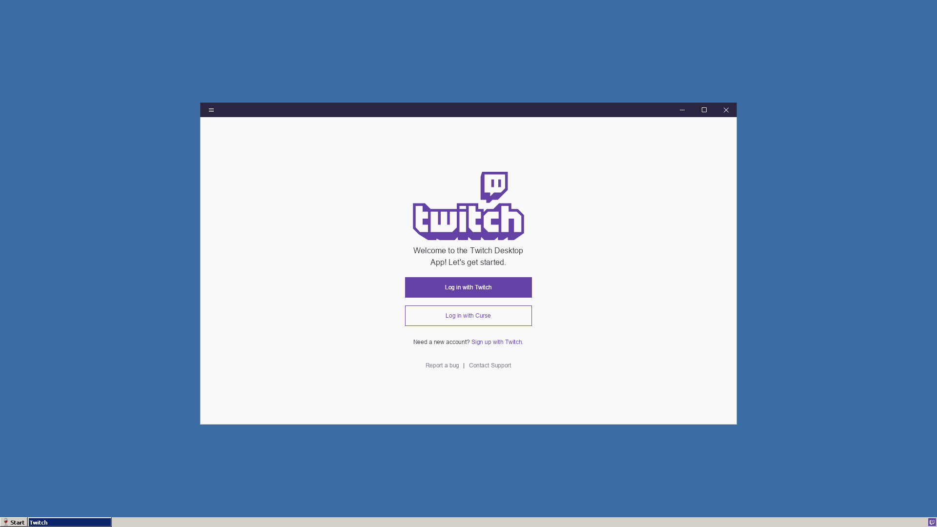 Twitch App not setting exe · Issue #1306 · lutris/lutris · GitHub