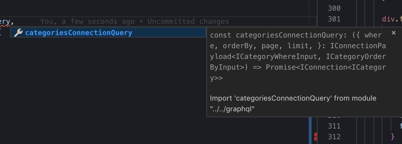 Typescript aliases auto-import instead of absolutes paths · Issue