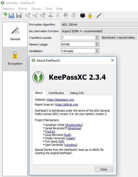 How To Use Keepassxc