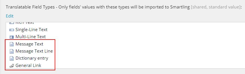 types