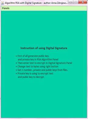 GitHub - SideCut13/Algorithm-RSA-with-Digital-Signature