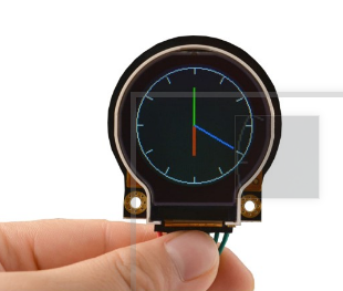 jkoz round gauge display