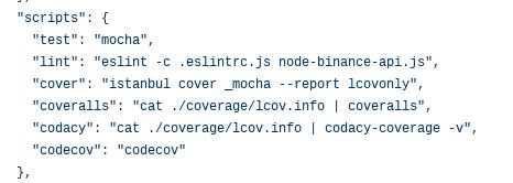 FYI - build validation · Issue #183 · jaggedsoft/node