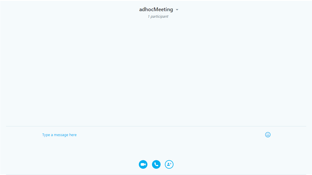 Skype Conversation Control UI - broken · Issue #387