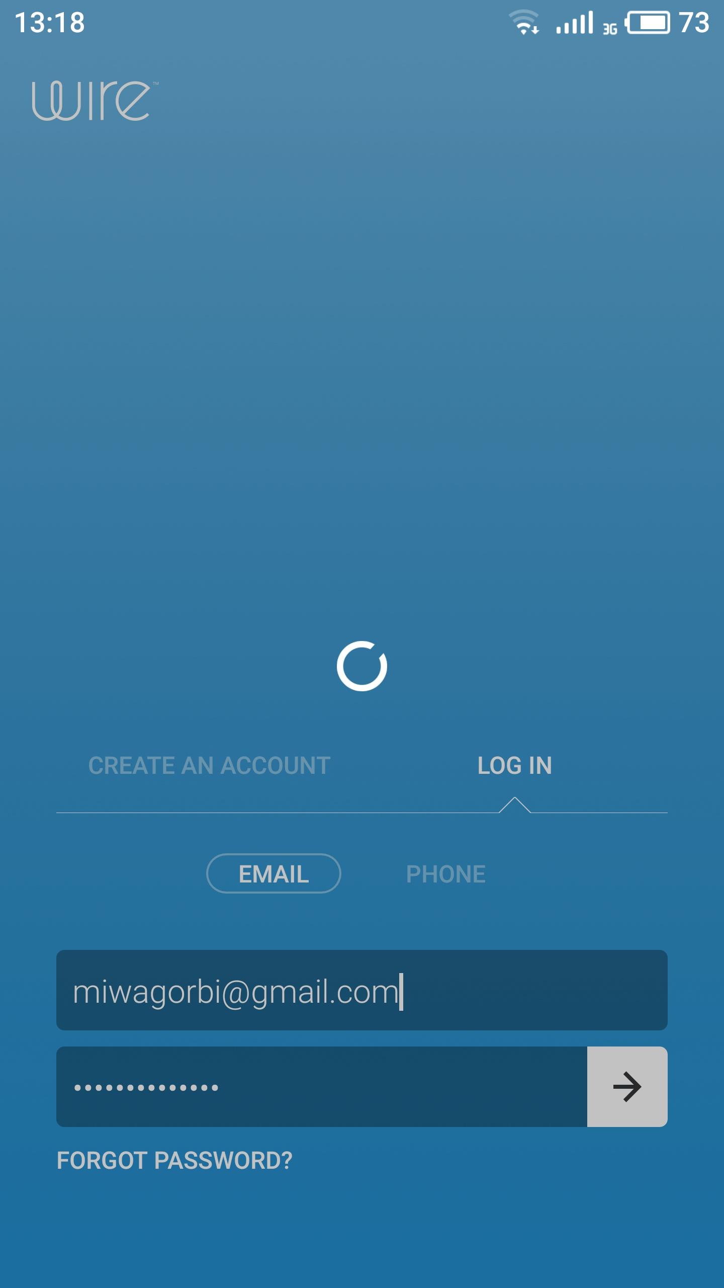Hangs on login (Meizu PRO 7 Plus) · Issue #1440 · wireapp