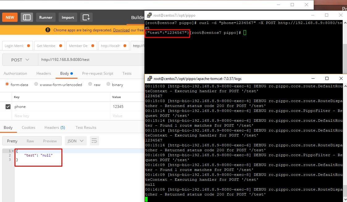 routeContext getParameter(