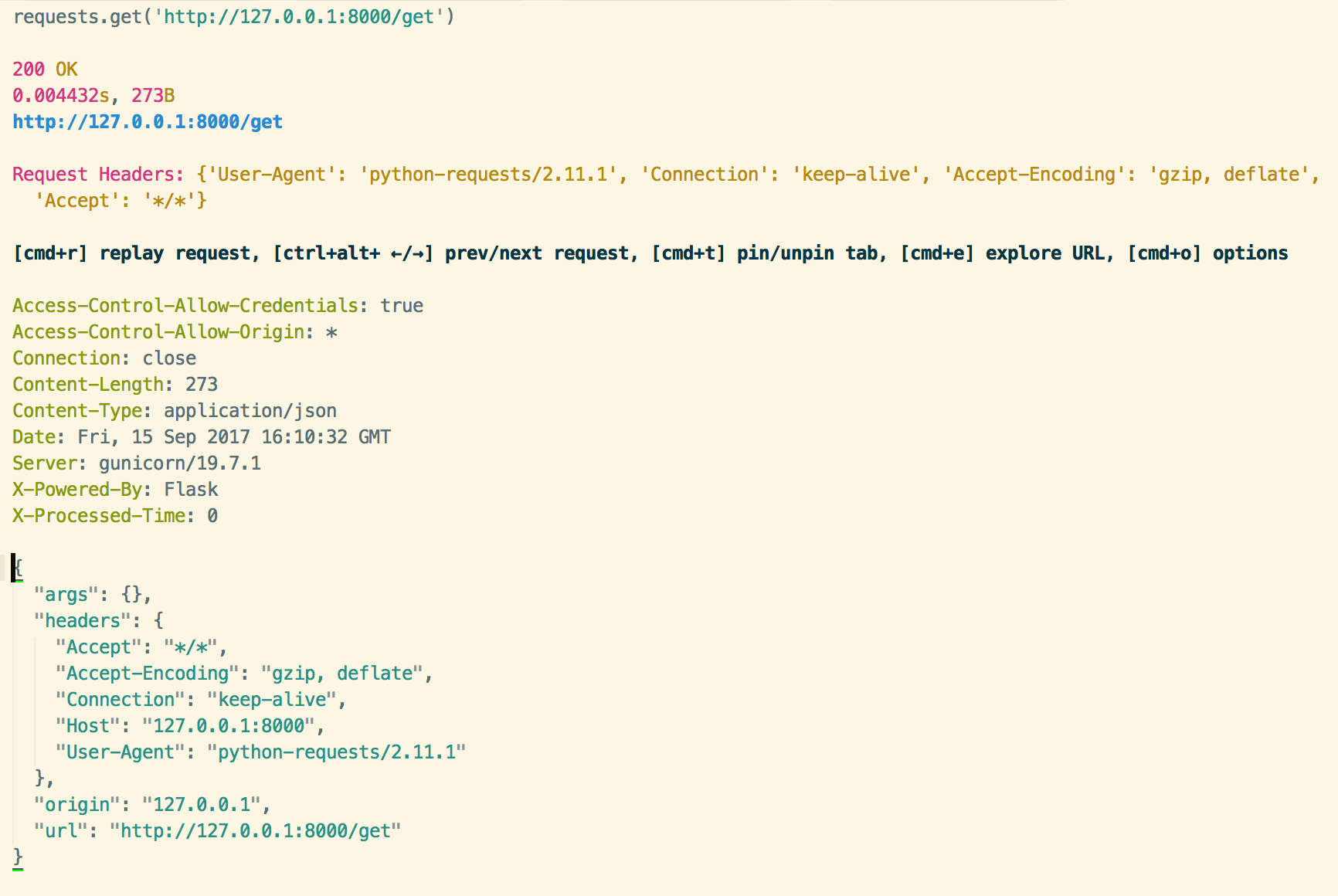 Issues with localhost environments · Issue #4 · kylebebak/Requester