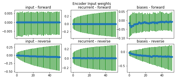 Bidirectional Wrapper: regularization is not applied to