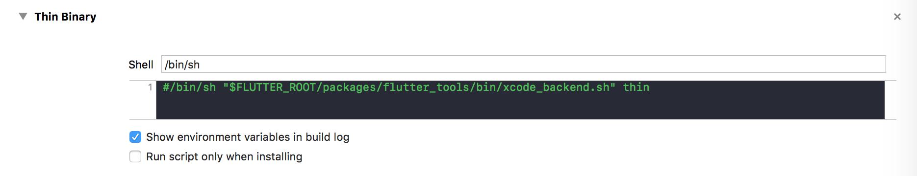 flutter build ios fail · Issue #12725 · flutter/flutter · GitHub