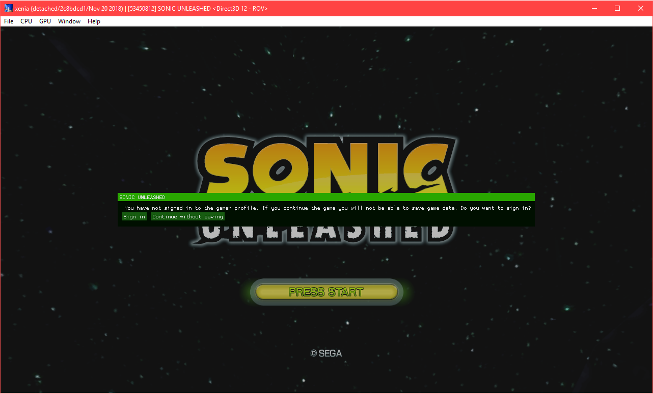 53450812 - Sonic Unleashed · Issue #300 · xenia-project/game