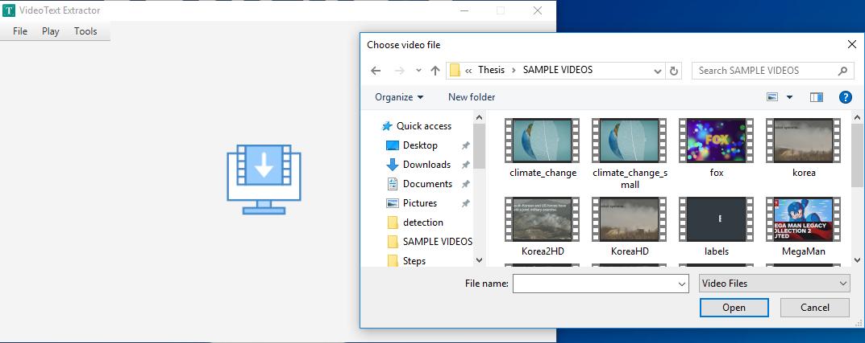 GitHub - Arxa/video_text_detection: Bachelor Thesis | Text
