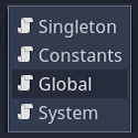Singleton Scripts Shortcut's icon