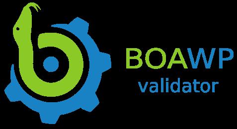 BOAWP validator