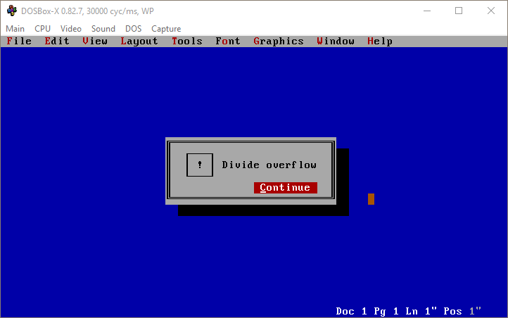 Mouse integration minor fixups · Issue #811 · joncampbell123/dosbox