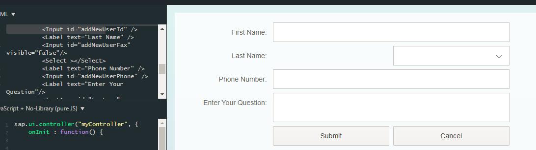 sap ui layout form SimpleForm · Issue #2021 · SAP/openui5 · GitHub