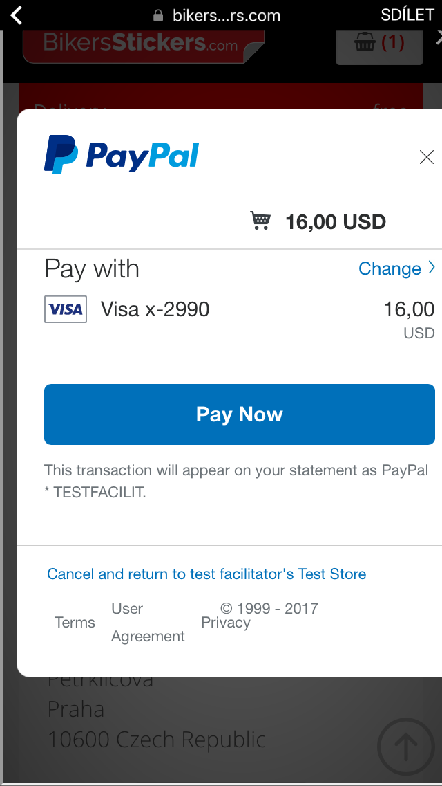 Support web-views for 3rd party merchants · Issue #217 · paypal