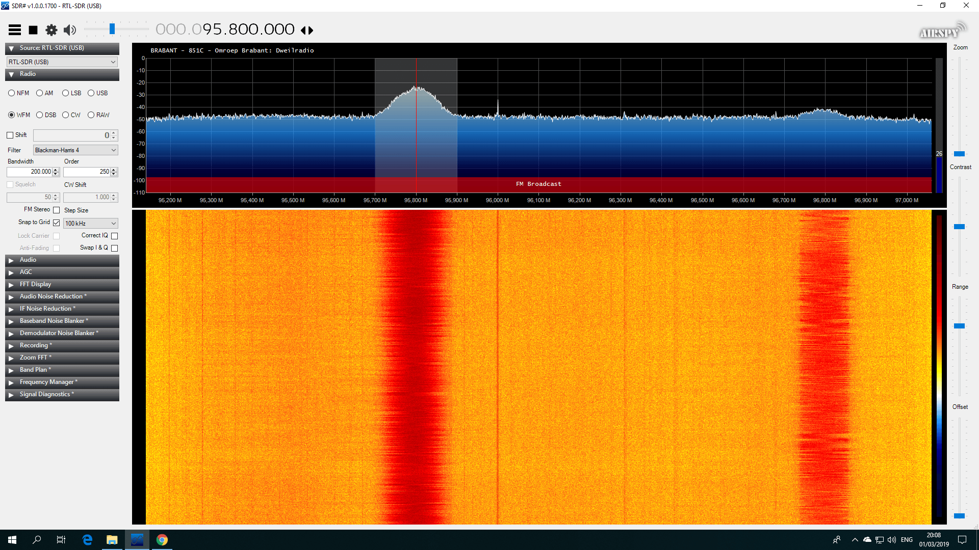 No broadcast FM / no signal · Issue #303 · f4exb/sdrangel · GitHub