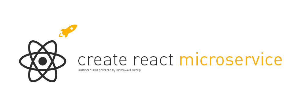 create-react-microservice