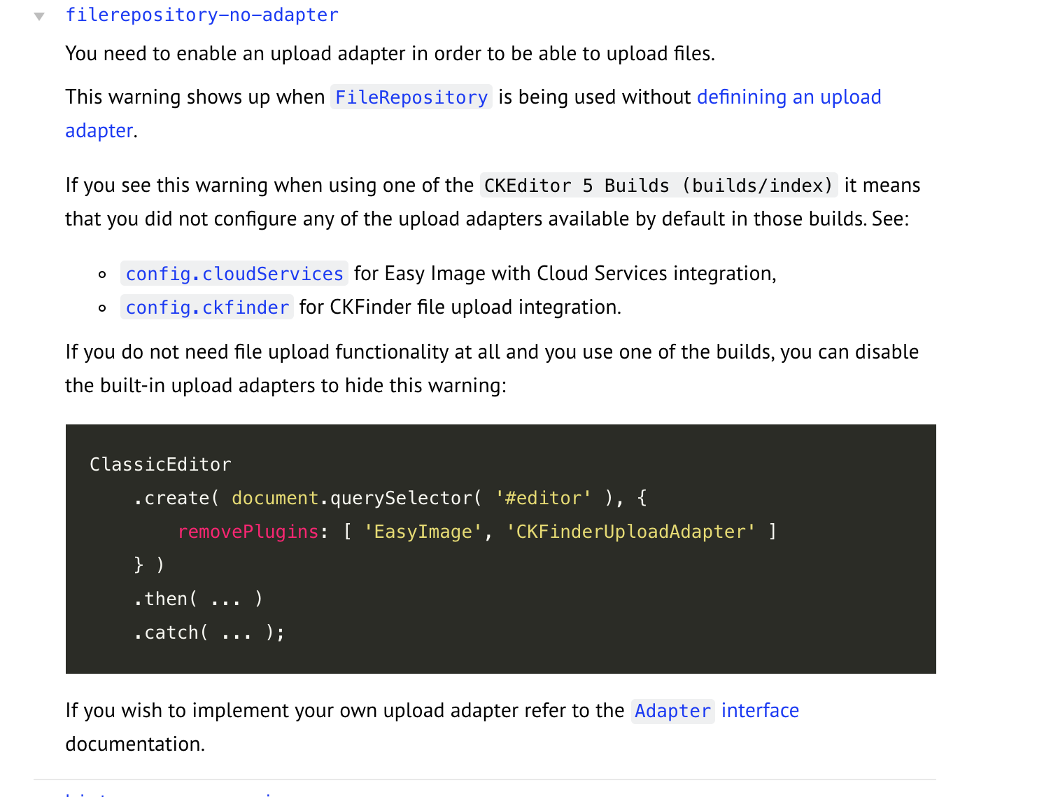 How to enable two adapters in one build · Issue #569