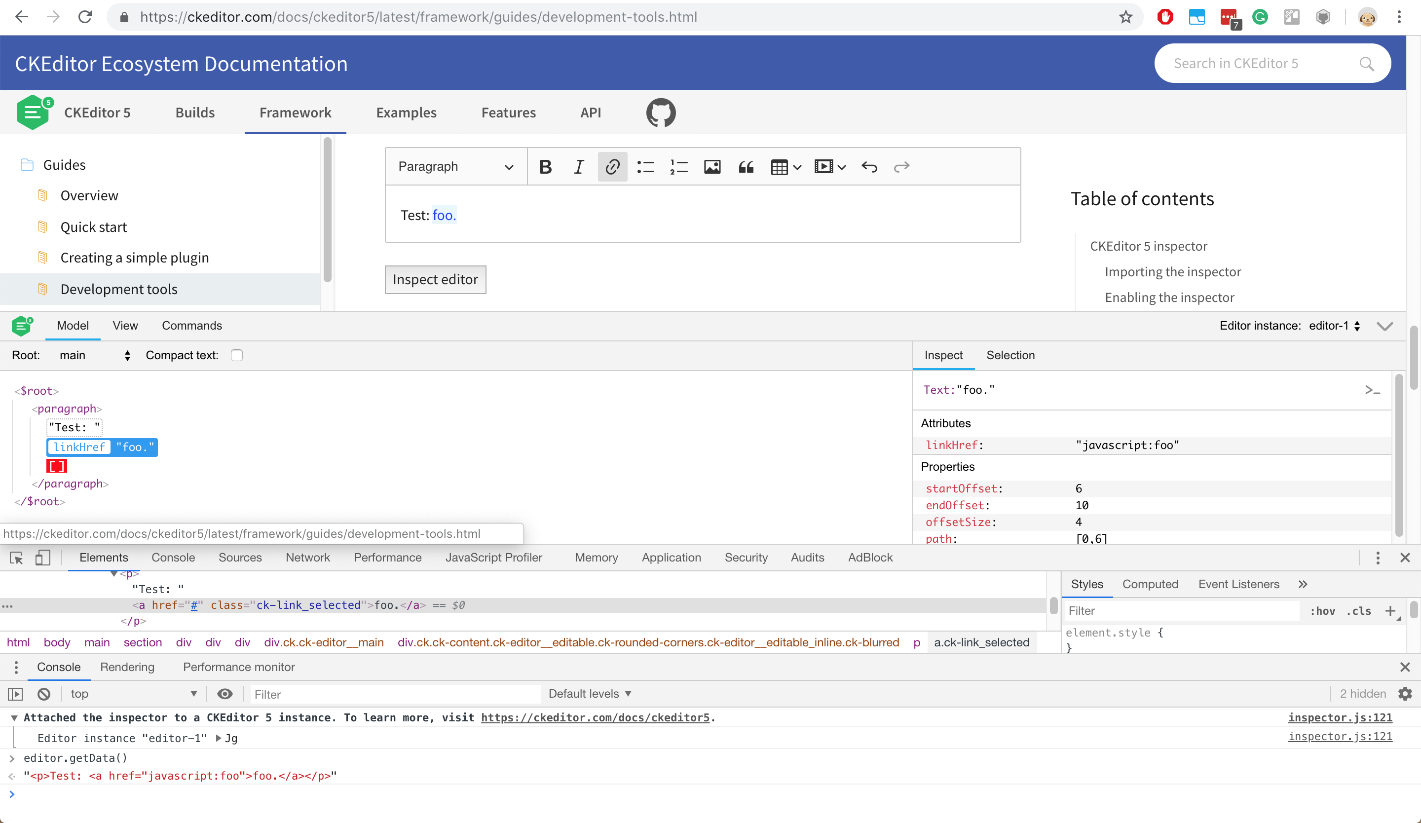 XSS sanitization · Issue #221 · ckeditor/ckeditor5-link · GitHub